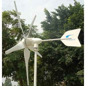 Windmax HY1000-5 Wind Turbine